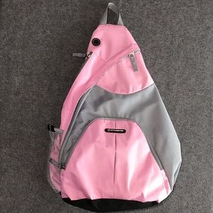Intrepid Cross Body Backpack